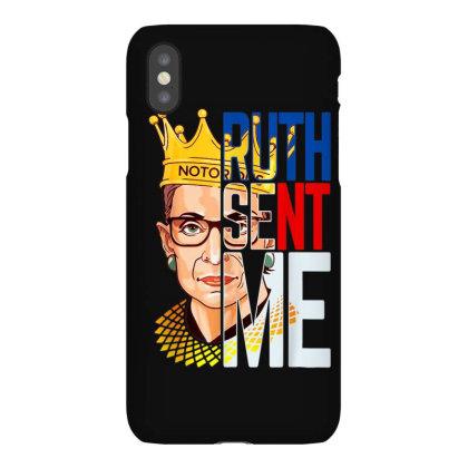 Ruth Sent Me Go Vote November Third Iphonex Case Designed By Kakashop