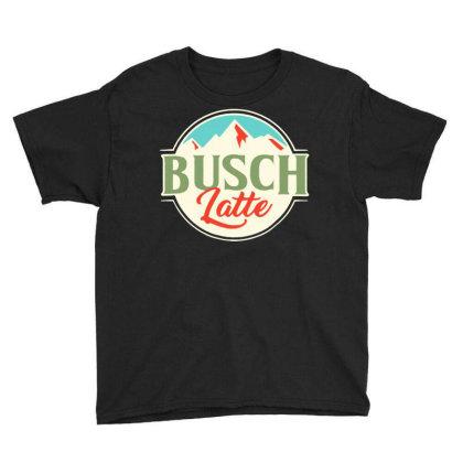 Vintage Busch Light Busch Latte Youth Tee Designed By Schulz-12