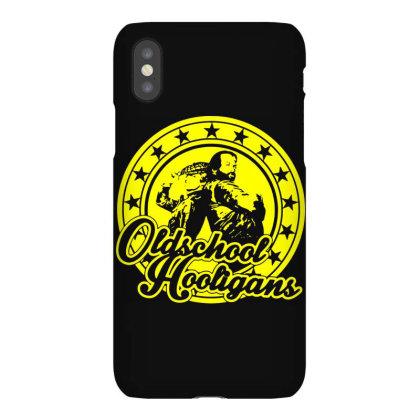 Oldschool Hooligans 2 Iphonex Case Designed By Lyly