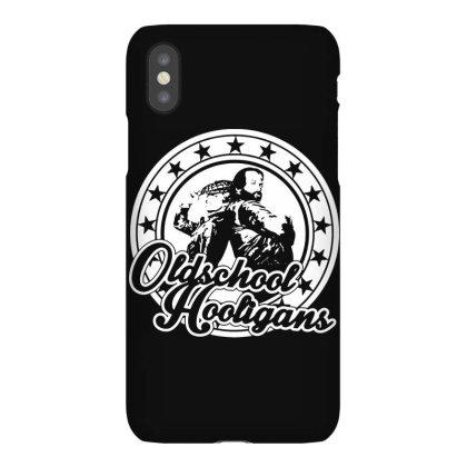 Oldschool Hooligans Iphonex Case Designed By Lyly