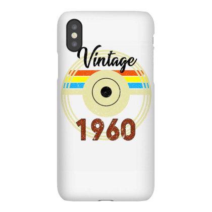 Vintage 1960 Iphonex Case Designed By Bettercallsaul