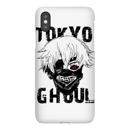One Eyed Ghoul Iphonex Case Designed By Lyly