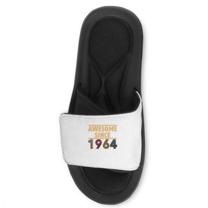 Awesome Since 1964 Slide Sandal Designed By Bettercallsaul