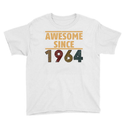 Awesome Since 1964 Youth Tee Designed By Bettercallsaul