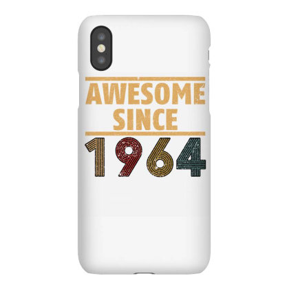 Awesome Since 1964 Iphonex Case Designed By Bettercallsaul