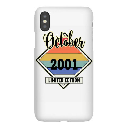 October 2001 Limited Edition Iphonex Case Designed By Bettercallsaul