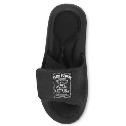 Pablo Escobar Slide Sandal Designed By Lyly