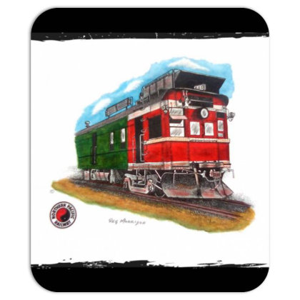 Np Railcar Mousepad Designed By Old Mill Studio