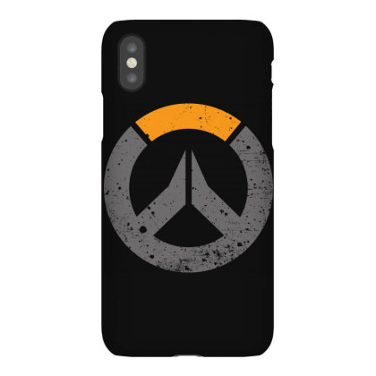 Overwatch Game Ow Iphonex Case Designed By Lyly