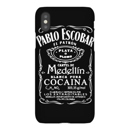 Pablo Escobar Iphonex Case Designed By Lyly