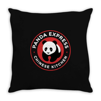 Panda Express Chinese Kitchen Throw Pillow Designed By Lyly