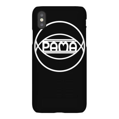 Pama Records Iphonex Case Designed By Lyly