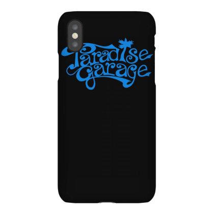 Paradise Garage Sign Iphonex Case Designed By Lyly