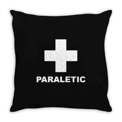 Paraletic Throw Pillow Designed By Lyly