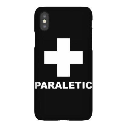 Paraletic Iphonex Case Designed By Lyly