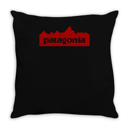 Patagonia(1) Throw Pillow Designed By Lyly