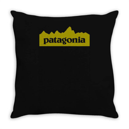 Patagonia(2) Throw Pillow Designed By Lyly