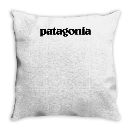 Patagonia(5) Throw Pillow Designed By Lyly