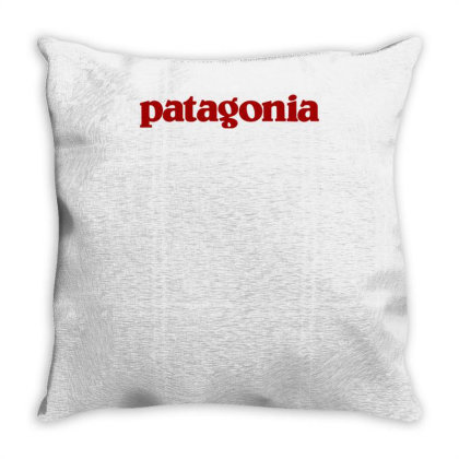 Patagonia(7) Throw Pillow Designed By Lyly