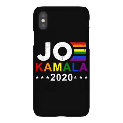 Joe Biden Kamala Harris Iphonex Case Designed By Mrt90