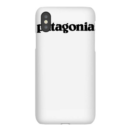 Patagonia(5) Iphonex Case Designed By Lyly