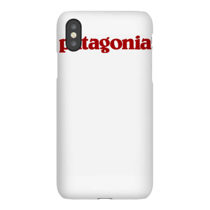 Patagonia(7) Iphonex Case Designed By Lyly