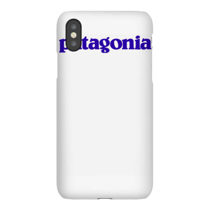 Patagonia(6) Iphonex Case Designed By Lyly