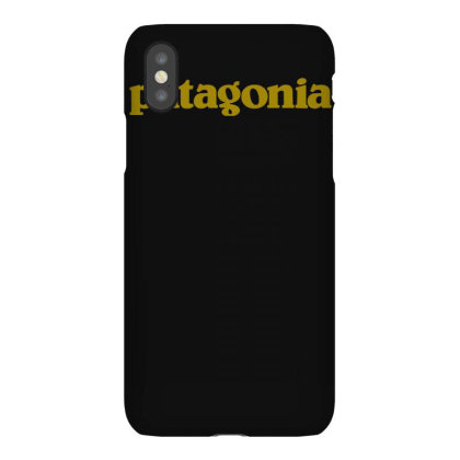 Patagonia(8) Iphonex Case Designed By Lyly