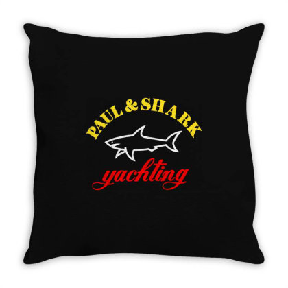 Paul & Shark Yachting (2) Throw Pillow Designed By Lyly