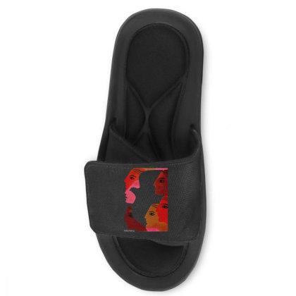 Peace For All Slide Sandal Designed By Lyly