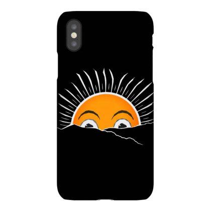 Sunshine Iphonex Case Designed By Chiks