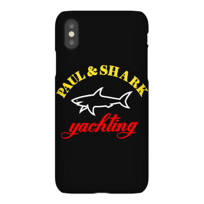 Paul & Shark Yachting Iphonex Case Designed By Lyly