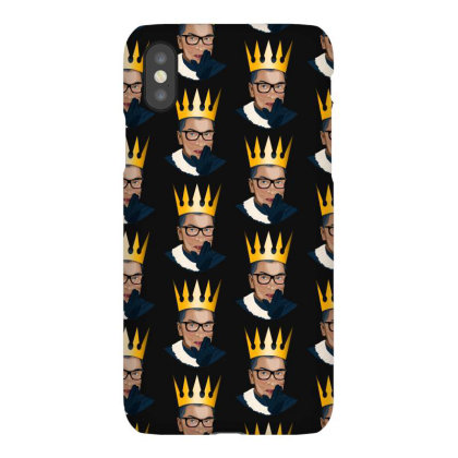 Ruth Bader Gingsburg Iphonex Case Designed By Akin