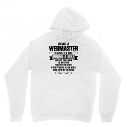 being a webmaster copy Unisex Hoodie | Artistshot