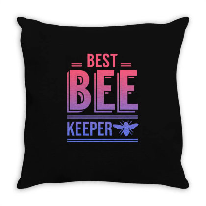 Best Bee Keeper Throw Pillow Designed By Sengul