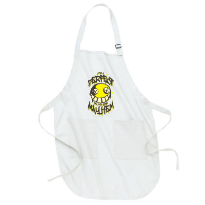 Perfect Day For Mayhem Full-length Apron Designed By Lyly