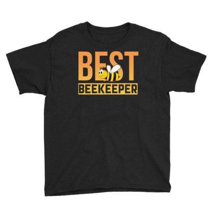 Best Beekeeper Youth Tee Designed By Sengul