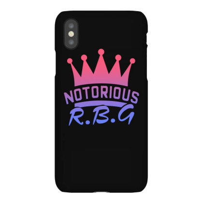 Notorious Rbg Iphonex Case Designed By Sengul