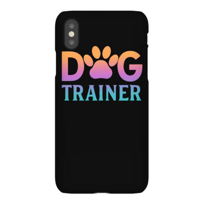 Dog Trainer Iphonex Case Designed By Sengul
