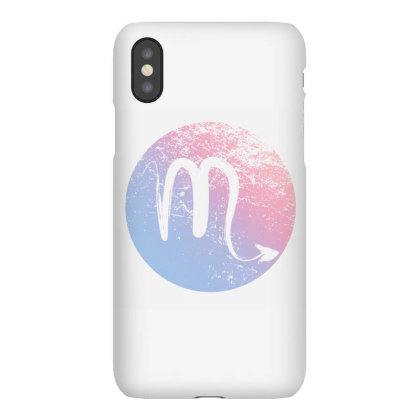 Scorpio Sign Iphonex Case Designed By Akin