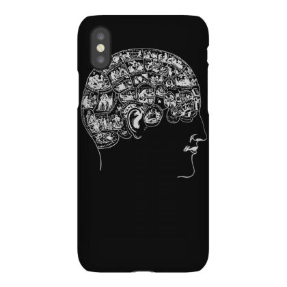 Phrenology(1) Iphonex Case Designed By Lyly