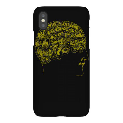 Phrenology(3) Iphonex Case Designed By Lyly