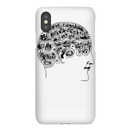 Phrenology Iphonex Case Designed By Lyly