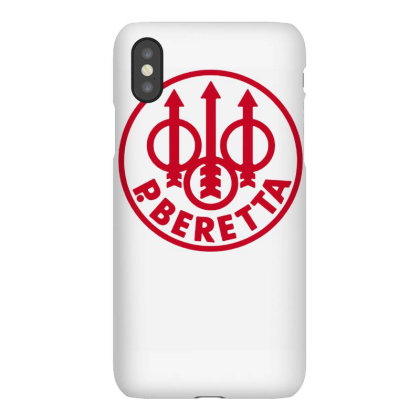Pietro Beretta Iphonex Case Designed By Lyly