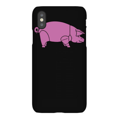 Pig As Worn By Dave Gilmour Iphonex Case Designed By Lyly