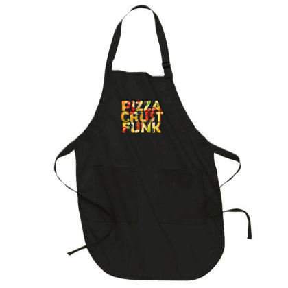 Pizza Crust Punk Peppperoni Funny Full-length Apron Designed By Lyly