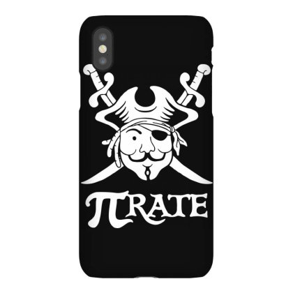 Pi Rate Iphonex Case Designed By Lyly