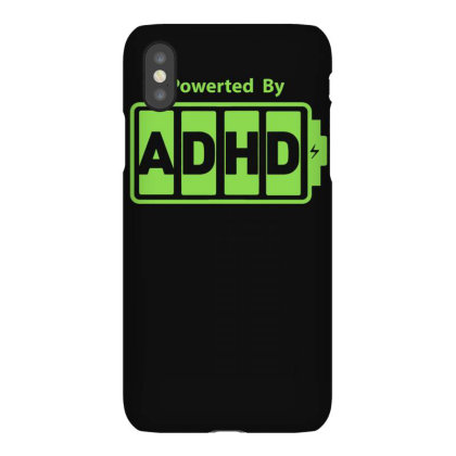 Powered Adhd Iphonex Case Designed By Lyly