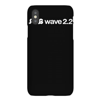 Ppg Wave Iphonex Case Designed By Lyly