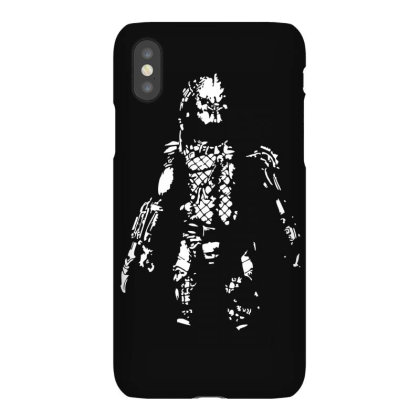 Predator Film Inspired Alien Awesome Funny Iphonex Case Designed By Lyly